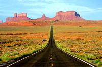 US 163 to Monument Valley