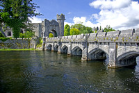 Bridge to Ashford Castle