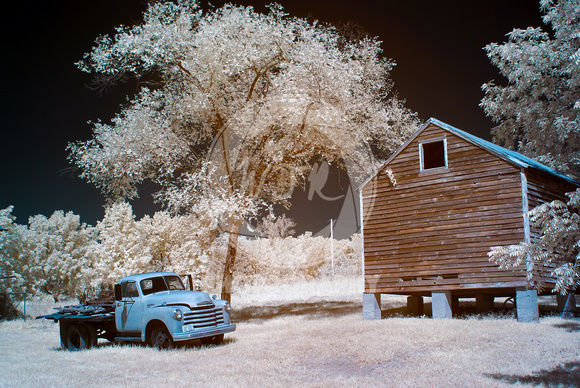 Old Farm Infrared